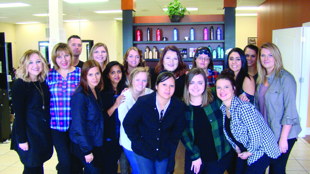 MAK Beauty Institute staff & students - cosmetology blogs
