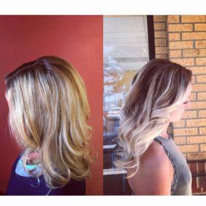MAK Beauty - Before & After Photos - High lites